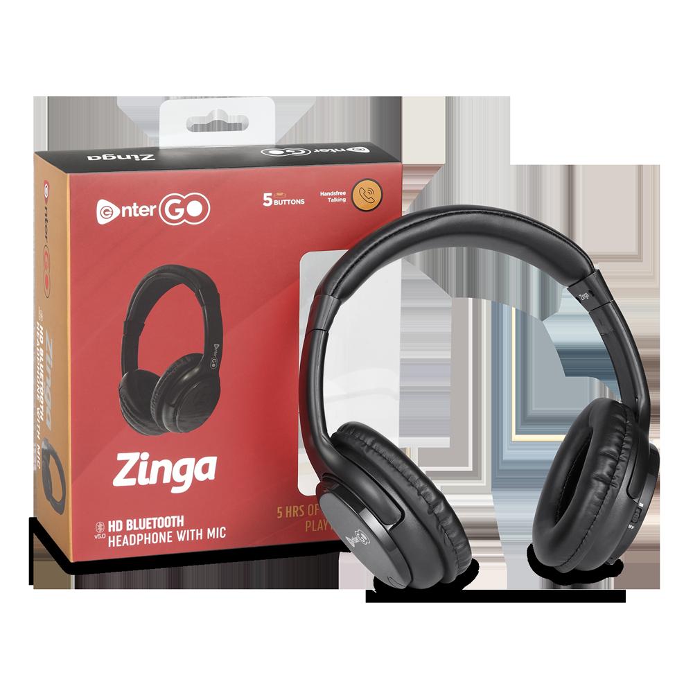 Buy Zinga Wireless Headphones Online Enter Go
