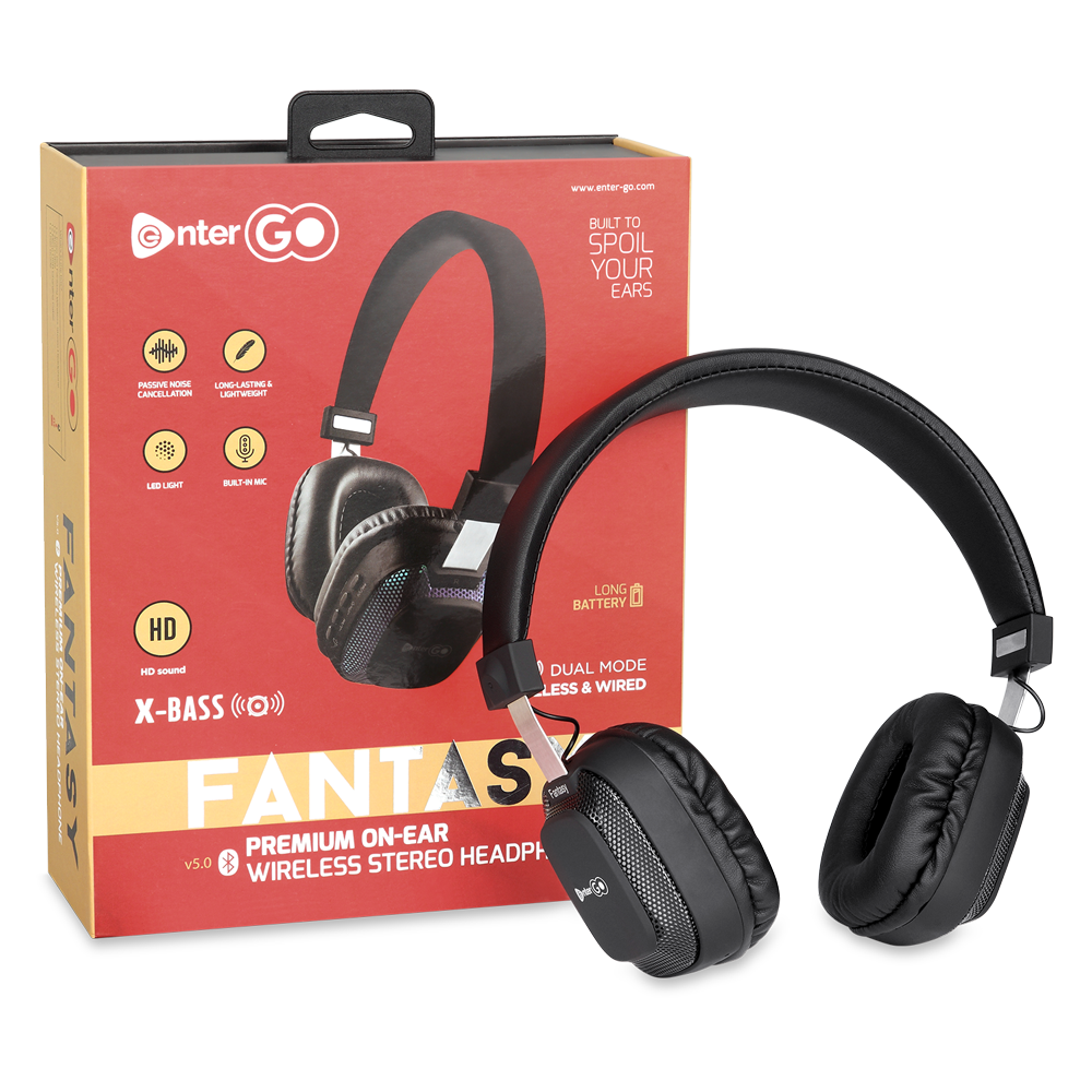 Buy Fantasy Wireless Headphones Online Enter Go